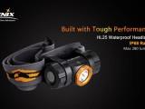 fenix hl25 led headlamp